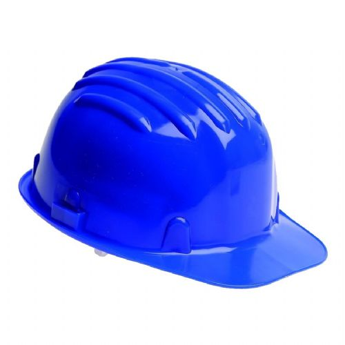 Warrior Blue Safety Helmet